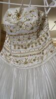 Ivory Wedding Gown/ Formal Dress