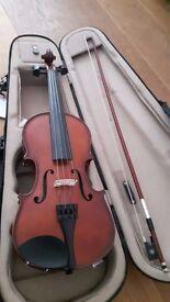 Enrico Half Sized Violin Great Condition