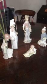 Ladro nativity scene *early edition*