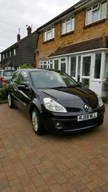 Renault Clio 1.5dci Dynamic. Low mileage, just 63758
