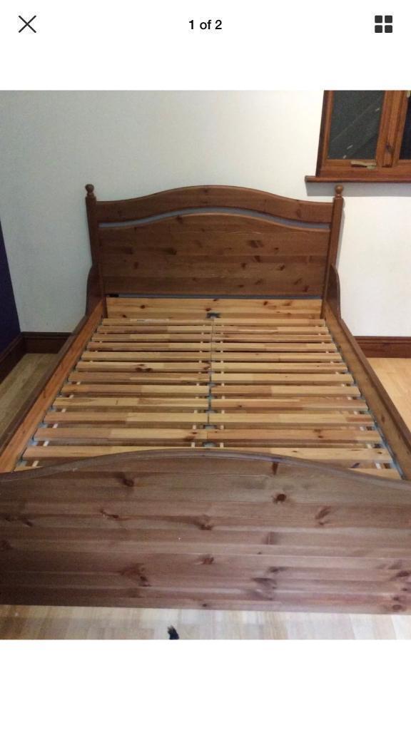 Fantastic double bed frame