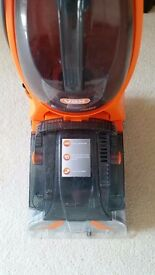 VAX CARPET CLEANER with FREE CARPET SHAMPOO