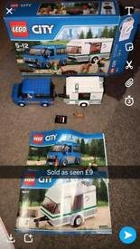Lego set sold as seen