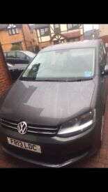 QUICK SALE: Volkswagen Sharan S Type- Blue Motion - 2L - Automatic - Perfect Condition
