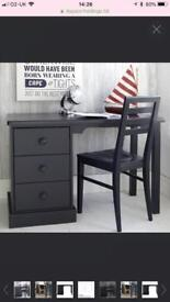 ASPACE CHILDRENS PEDESTAL DESK AND DRAWERS