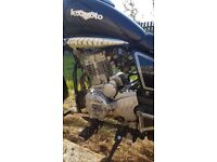 2013 Lexmoto Arizona 125, Full Service History