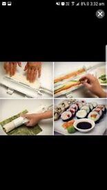 Sushi Bazooka!