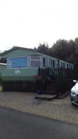For Sale 6-berth Static Caravan, Hexham.