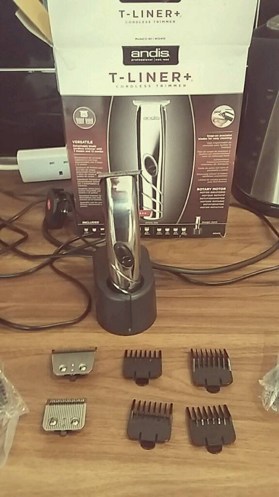 Andis T-liner trimmers