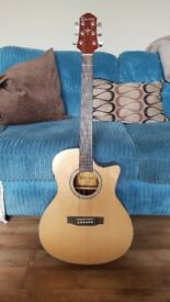 Crafter Electro-Acoustic Guitar