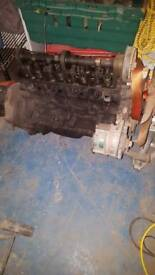 1.6 pinto engine and gearbox Free moving