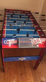4ft like new football table