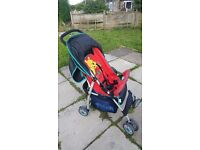 Hauck stroller for sale