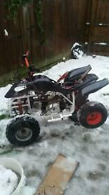 Quad bike 90cc