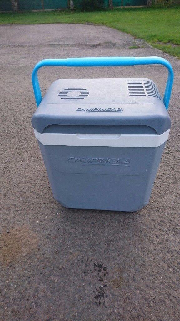 Campingaz 12v cool box, used