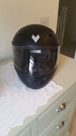 Ladies Frank Thomas Motorcycle Helmet