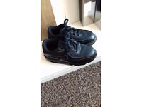Infants nike air max size 9.5