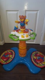 Vtech sit to stand up dancing tower