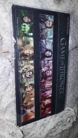 Game of thrones special edition stamps