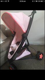 Quinny Zapp Xtra 2 Miami Pink
