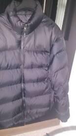Mens north face coat xl