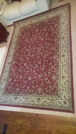 Rug, large, immaculate condition, as new.