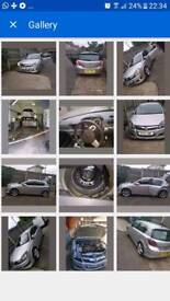 Vauxhall astra1.8i-sri xp