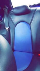 KA sport seats and door cards leather