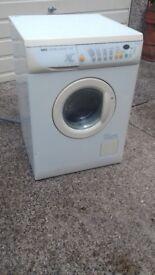 Zanussi Jetstream Washer Dryer WSJ1265W - Extra Capacity