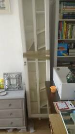 Ikea billy bookcase/CD/DVD cabinet