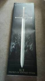 Game of Thrones sword, Ice