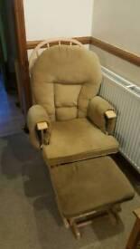 Roacking chair/feeding chair.