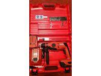 Hilti Te2 a22 Cordless Hammer Drill Kit