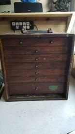 Tool chest vintage ENOX
