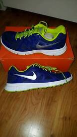 Nike And landrover Shoes