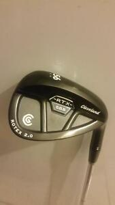 RH Cleveland 588 RTX Rotex 2.0 56* Wedge