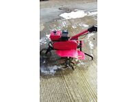 6.5hp garden rotavator for sale. good working order. No longer required.