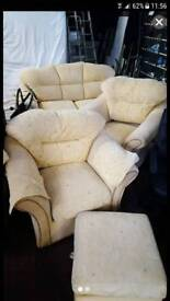 sofa chairs suite FREE