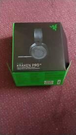 BOX of Razer Kraken Pro