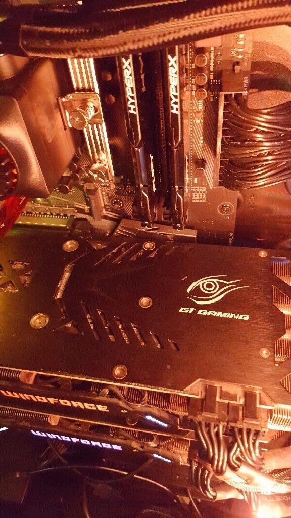 Nvidia GTX 980 Ti SLI