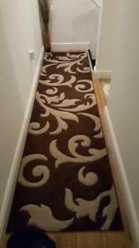 Hallway runners, rugs, carpet
