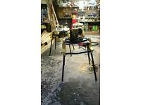 2 Dewalt table chop saws