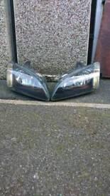 Mk2 focus estate head lights