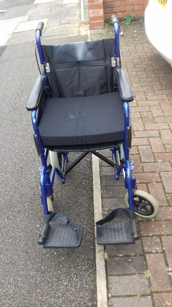 Manual wheelchair - offers accepted