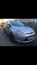 FORD FIESTA FOR SALE !!!! Female owner LOW MILEAGE