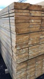 🚜Untreated Scaffold Style Boards x 100