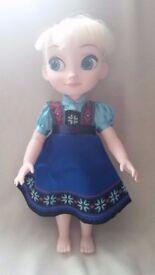 Genuine DISNEY Princesses 2 dolls 14 inch
