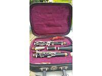 La Couture clarinet in case