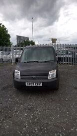 FORD TRANSIT CONNECT 2009 1.8 DIESEL 12 MONTHS MOT OPEN TO OFFERS