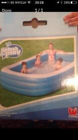 Paddling pool